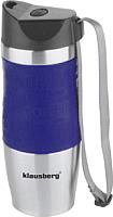 Термокружка Klausberg KB-7101 (синий) -