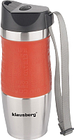Термокружка Klausberg KB-7101 (оранжевый) -