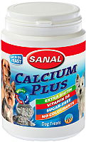 Лакомство для собак Sanal Calcium Plus / 2006SD (200г) -