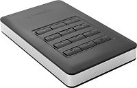 Внешний жесткий диск Verbatim Store 'n' Go USB 3.1 1TB / 53401 (черный) -