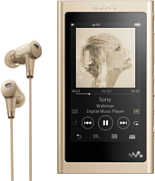 MP3-плеер Sony NWA55HNN -