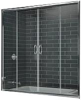 Стеклянная шторка для ванны RGW SC-61 Easy / 01116115-11 -
