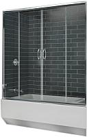 Стеклянная шторка для ванны RGW SC-61 Easy / 01116117-11 -