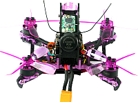 Квадрокоптер Eachine Lizard 105S Specktrum ARF -