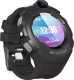 Умные часы детские JET Kid Gear (черный/серый) -