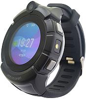 Умные часы детские JET Kid Sport (черный) -