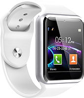 Умные часы JET Phone SP1 (серебристый) -
