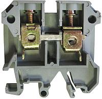 Зажим на DIN-рейку КС 70А ЗНИ-10 мм2 -