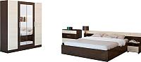 Комплект мебели для спальни Ricco Уют (венге) -