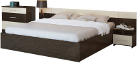 Комплект мебели для спальни Rikko Уют (венге/дуб атланта) -