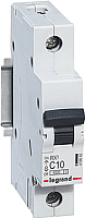 Выключатель автоматический Legrand RX3 1P C 6A 4.5кА 1M -