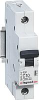 Выключатель автоматический Legrand RX3 1P C 25A 4.5кА 1M / 419666 -