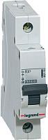Выключатель автоматический Legrand RX3 1P C 32A 4.5кА 1M / 419667 -
