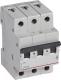 Выключатель автоматический Legrand RX3 3P C 16A 4.5кА 3M / 419708 -