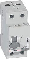 Устройство защитного отключения Legrand RХ3 2P 63A 30mA 10kA 2M тип АС -