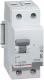 Дифференциальный автомат Legrand RX3 1P+N C 10А 30мА 6кА 2М AC / 419397 -