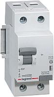Дифференциальный автомат Legrand RX3 1P+N C 25А 30мА 6кА 2М AC -
