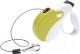 Поводок-рулетка Ferplast Amigo L / 75730011 (шнур белый/зеленый) -