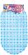Коврик на присосках Benedomo 70x40 (голубой) -