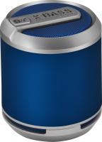 Портативная колонка Divoom Bluetune-SOLO (синий) -