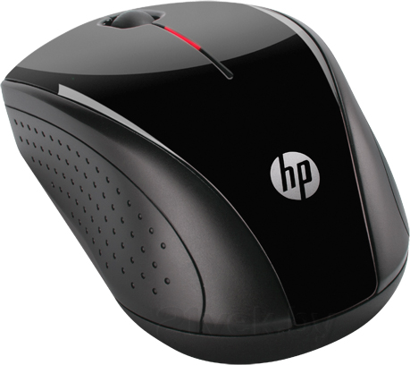 Купить Мышь HP, X3000 Wireless Mouse (H2C22AA), Китай