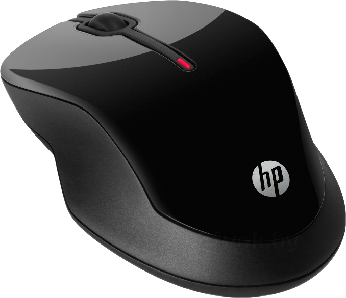 Купить Мышь HP, X3500 Wireless Mouse (H4K65AA), Китай