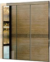 Стеклянная шторка для ванны RGW SC-41 / 04114115-11 (хром/прозрачное стекло) -