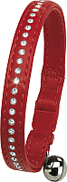 Ошейник Ferplast Lux C12/35 Gat / 76009022 (красный) -