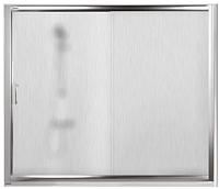 Стеклянная шторка для ванны RGW SC-42 / 04114215-51 (хром/шиншилла) -