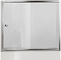 Стеклянная шторка для ванны RGW SC-42 Easy / 04114217-11 (хром/прозрачное стекло) -