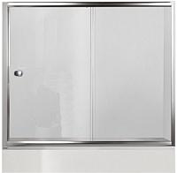 Стеклянная шторка для ванны RGW SC-42 Easy / 04114218-11 (хром/прозрачное стекло) -