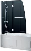 Стеклянная шторка для ванны RGW SC-13 Easy / 01111311-11 -