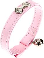 Ошейник Ferplast Joy C15/28 / 76014916 (розовый) -