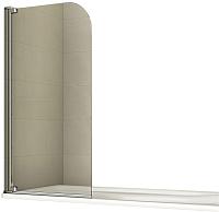 Стеклянная шторка для ванны RGW SC-01 Esay / 03110110-11 -