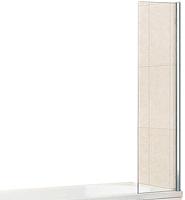 Стеклянная шторка для ванны RGW SC-56 Easy / 03115630-11 (хром/прозрачное стекло) -