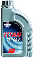 Моторное масло Fuchs Мото Titan 2T 100S / 600669577 (1л) -