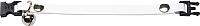 Ошейник Ferplast Ergoflex Cat C 12/22 / 78002511 (белый) -
