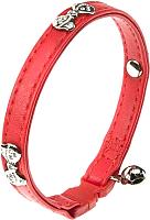 Ошейник Ferplast Joy C12/28 Gat / 76007922 (красный) -