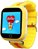 Умные часы детские Wise WG-KD02 (желтый) -