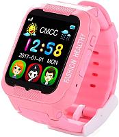 Умные часы детские Wise WG-SW003 Sunflower (розовый) -