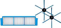 Комплект аксессуаров для пылесоса Philips FC8007/01 -