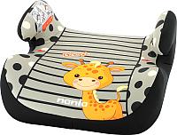 Бустер Nania Topo Comfort Animals Girafe -