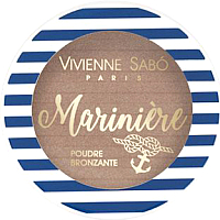 Бронзер Vivienne Sabo Mariniere 01 бежевый (6г) -