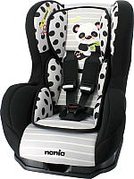 Автокресло Nania Cosmo SP Animals Panda Grey -