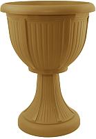 Вазон Алеана Леон 114008 (бронзовый) -
