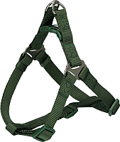 Шлея Trixie Premium One Touch Harness 204419 (S, лес) -
