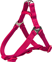 Шлея Trixie Premium One Touch Harness 204611 (L, фуксия) -