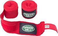 Боксерские бинты Green Hill BC-6235a (красный) -
