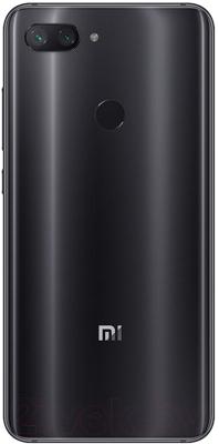 Смартфон Xiaomi MI 8 Lite 4GB/64GB (графитовый)