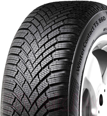 Зимняя шина Continental WinterContact TS 860 185/55R15 82T -
